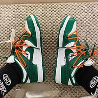 Nike SB DUNK LOW Pro hot sale new color matching low-cut couple sneakers Shoes