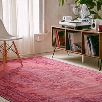 Chroma Overdyed Rug   Urban Outfitters