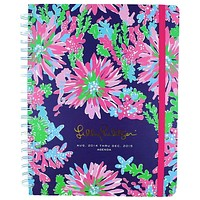 17 Month Jumbo 2016 Agenda in Trippin' and Sippin' by Lilly Pulitzer