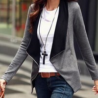 new Women Fashion Spring Korean Style jacket size sml