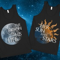Her Sun and Stars/ The Moon of His Life