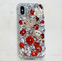 Royalty in Red Design (Style 838)