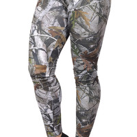Hunting Camo Leggings Design 602