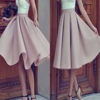 Sweetheart Simple Homecoming Dress