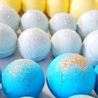 Assorted small Bath bombs
