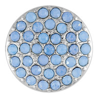 Ginger Snaps Jewelry - Ritzy - Frosty Blue
