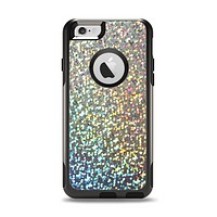 The Colorful Confetti Glitter Sparkle Apple iPhone 6 Otterbox Commuter Case Skin Set