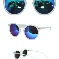Reflective Cruiser Sunglasses