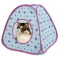 Collapsible Easy Storage Cat Tent