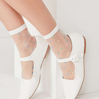Leather Mary Jane Flat   Urban Outfitters