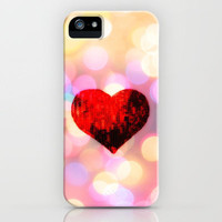 HEART iPhone Case by M✿nika  Strigel	 | Society6