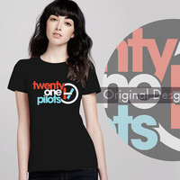 LOVE T SHIRT Twenty One Pilots Logo, T shirt Cool and Tanktop Best for Ladies And Men