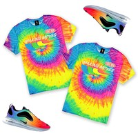 Makin Moves Tie Dye T Shirt
