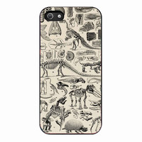 French Dinosaurs for Iphone 5 Case *NP*