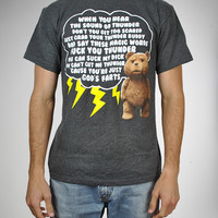 Ted 'Fuck You Thunder Song' Tee