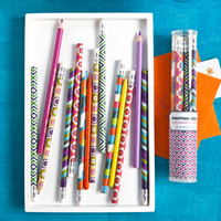 Jonathan Adler Pencil Set