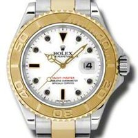 Rolex - Yacht-Master Mens Two Tone