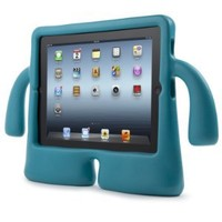 Speck Products iGuy Freestanding Case for iPad 4, iPad 3, iPad 2, and iPad 1, Lime Green, SPK-A1247