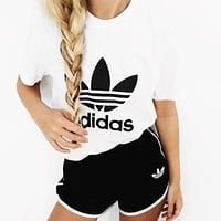 Adidas Originals Gold Logo Tee T-shirt