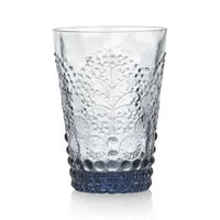 Alegre Azul Beverage Glass