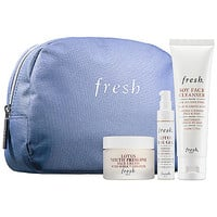 Fresh Lotus Youth Preserve Skincare Vital Moisture & Radiance Set