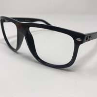 Ray Ban Sunglasses RB 4147 601/58 60mm Glossy Black Square Oversized L402