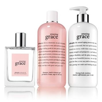 philosophy 'amazing grace' jumbo collection (Limited Edition) ($128 Value) | Nordstrom