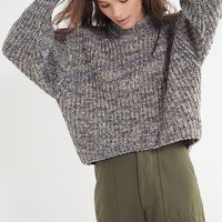 UO Casey Mock-Neck Sweater | Urban Outfitters