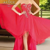 Alyce 6088 at Prom Dress Shop