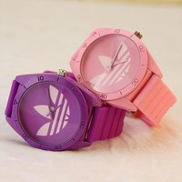 Adidas Silicone Strap Watch - Candy color