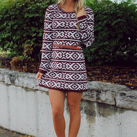 Trailside Sweater Dress