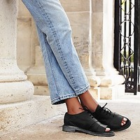 Free People Womens Point Breeze Oxford