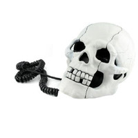LIGHT UP SKULL PHONE