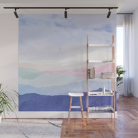 Positive morning II Wall Mural by vivianagonzlez