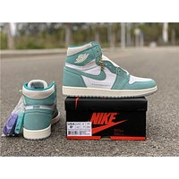 Air Jordan 1 Retro High OG Turbo Green | 555088 311