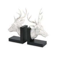 Caught in the Grips Bookends - Set of 2
