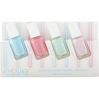 Cashmere Matte Brights 4 Pc Mini Nail Polish Set