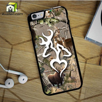 Browning Deer Love Realtree Camo iPhone 6S case by Avallen