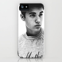 justin bieber. iPhone Case by calm oceans™ | Society6