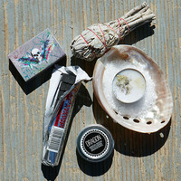 House of Intuition Cleanse and Purify Smudge Kit at PacSun.com