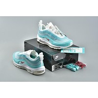 Newest Nike Air Max 97 On Air Shanghai Kaleidoscope Running Shoes