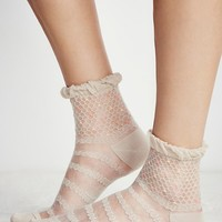 Free People Confetti Sheer Anklet