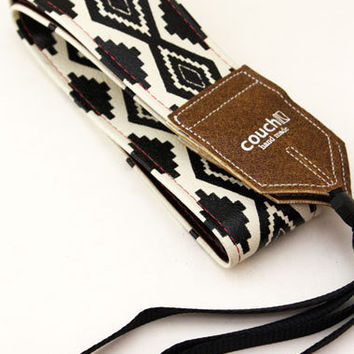 Native American Navajo Style Camera Strap - Limited Edition - Vegan