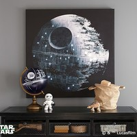 Star Wars™ Death Star™ LED Artwork