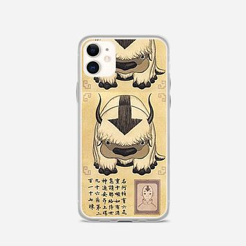 Appa Avatar The Last Airbender iPhone 11 Case