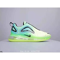 NIKE AIR MAX 720 new tide brand full palm cushion men and women sports shoes #1