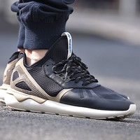 "Tubular Runner ""simple Brown"""