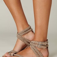 Free People Desert Braided Sandal