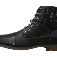 Handmade men black Timberland boot, Men Black ankle leather boots, Mens leather boots