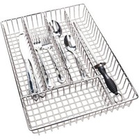 Chrome Cutlery Tray - Walmart.com